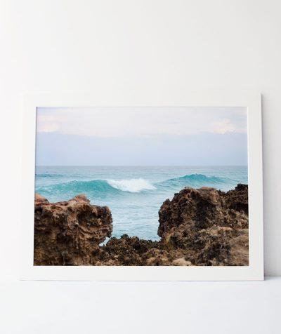 Wave Catcher Photograph