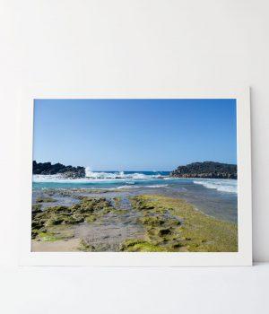 Rocky Shores Photograph