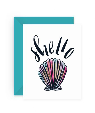 Shello Card