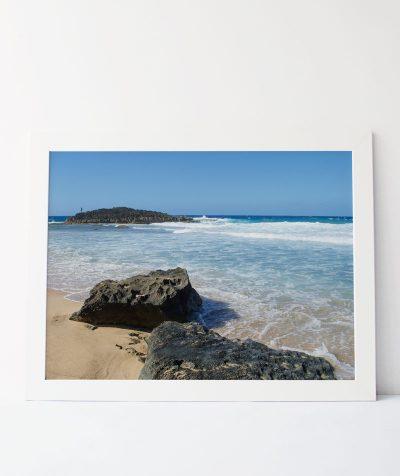 Path To The Sea Photograph