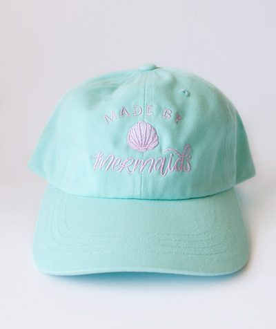 Made By Mermaids Hat