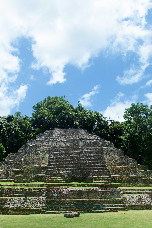 Lamani Ruins in Belize
