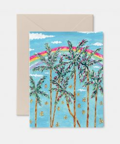 Sunshine & Rainbows Greeting Card