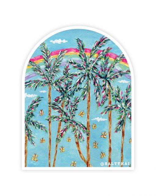 Sunshine & Rainbows Sticker